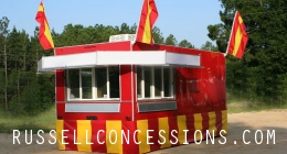 concession trailer sales