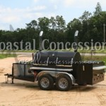 BBQ Concession Trailers